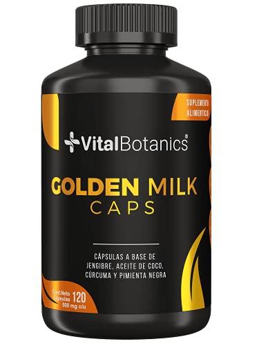 golden milk vidanat fabricante Vitalbotanics