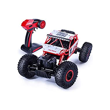 ADISVOT RC Car Monster Truck 4WD High Speed Off-Road 1:18 Electric Racing Car 2.4Ghz Buggy Remote Control Car Desert…