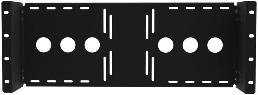 RackSolutions Universal Rack Mount Monitor VESA Mounting Steel Bracket