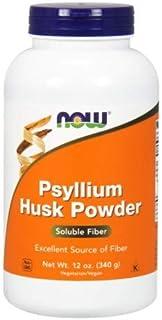 Now Foods Psyllium Husk Powder (12 oz) ( Multi-Pack)