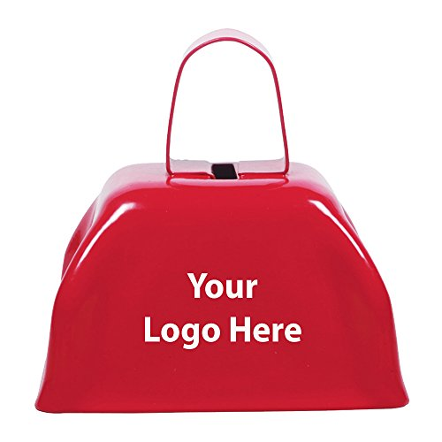 Buy Bargain Small Basic Cow Bell - 150 Quantity - $2.00 Each - Promotional Product/Bulk/Branded with...