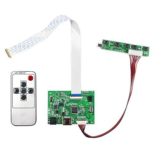 1920x1200 resolutie VS-TYEDP-V807 HDMI LCD Controller Board G101UAN01.0