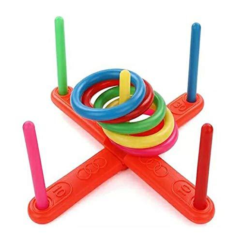 Ringwurfspiel Großartiges Gartenspielzeug