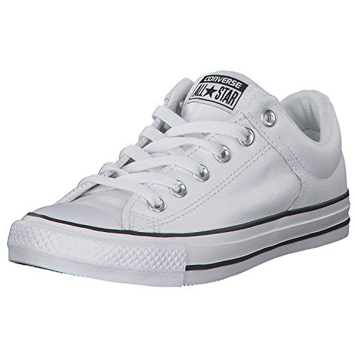 Converse CT High Street, Zapatillas de Deporte Unisex Adulto, Blanco (White/Black/White 001),...