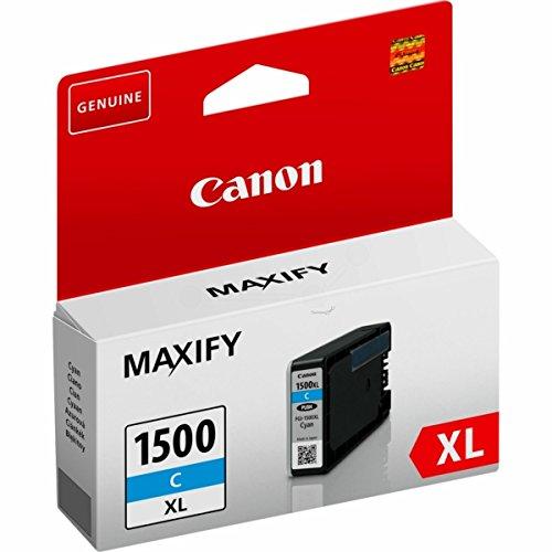 Cartucho de tinta Canon 9193B001 Cian para Maxify MB 2000 series /{2020} /{2050} /{2300} Series /{2320}/ 2350