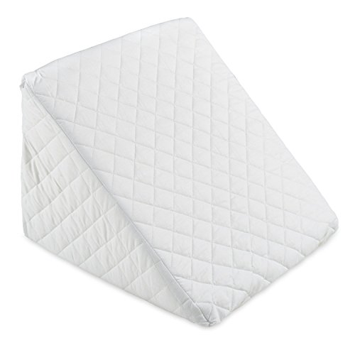 Proheeder Reading Pillow Cushion - Ideal for watch TV and Reading, also Helps with Acid Reflux - Back, Leg and Knee Prop Up - With Removable and Washable Quilted Cover - Made in Portugal