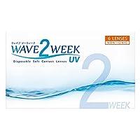 WAVE 2ウィーク UV (2週間使い捨てタイプ6枚入り)PWR(-5.25)