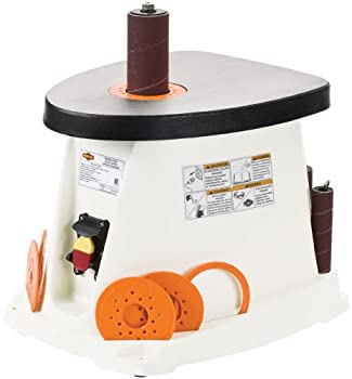 Shop Fox W1831 Oscillating Spindle Sander Review - Tools Diary