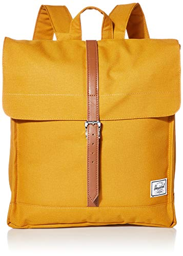 Herschel City Mid-Volume Backpack Buckthorn Brown