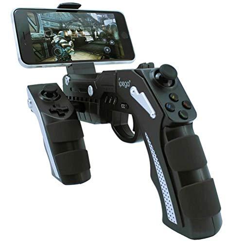 ZZRH Diseño inalámbrico original del arma del regulador del juego de Bluetooth 3.0 para la PC de Android VR