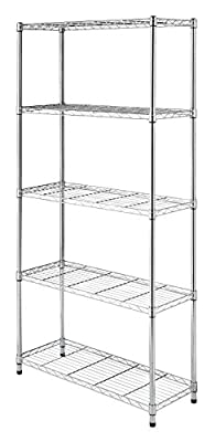 Whitmor Supreme 5 Tier Shelving