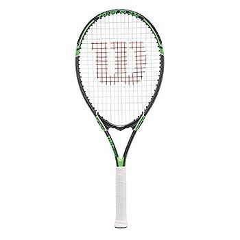 Wilson Tour Slam Adult Strung Tennis Racket 4 1/2  - Green