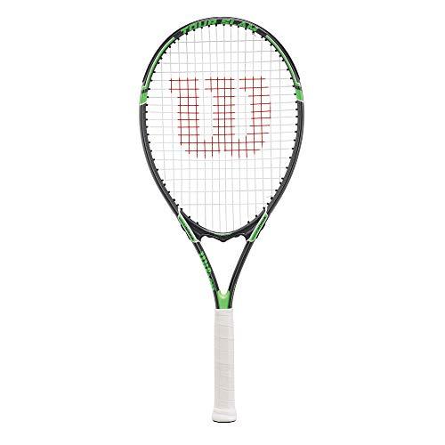 "Wilson Tour Slam - Raqueta de Tenis para Adulto - WRT32200U3, 4 3/8"", Verde"