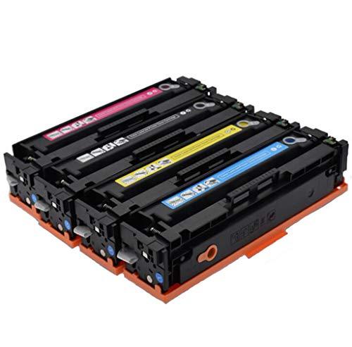 Compatibel met HP Cf400a Color Toner Cartridge M252n M277dwhp 201A 252Dw printer tonercartridge zonder chip 4colors