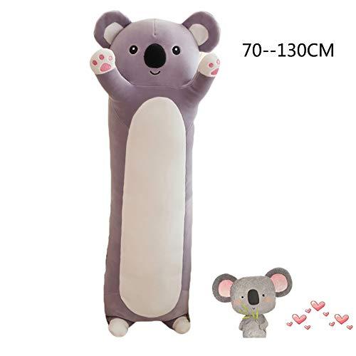 """GIRISR Riesen Pandabär Kuschelbär Koala XXL 130 cm Groß Plüschbär Kuscheltier Teddybär Stofftier Pandabär Jungen Und Mädchen Weihnachten Geburtstagsgeschenk,Koala,130CM/51.1\"""""""
