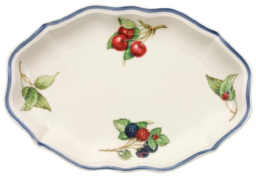 Villeroy & Boch Cottage Pickle Dish/Gravy Stand