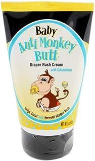 Anti Monkey Butt Diaper Rash Cream, 3 Oz (Pack of 6)