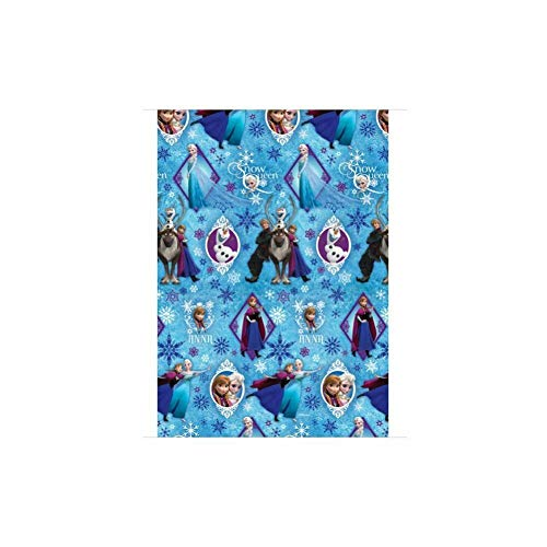 Neue offizielle Disney Gefrorene Geschenkpapier Roll (4 Meter lang) - Ideal Geschenkpapier