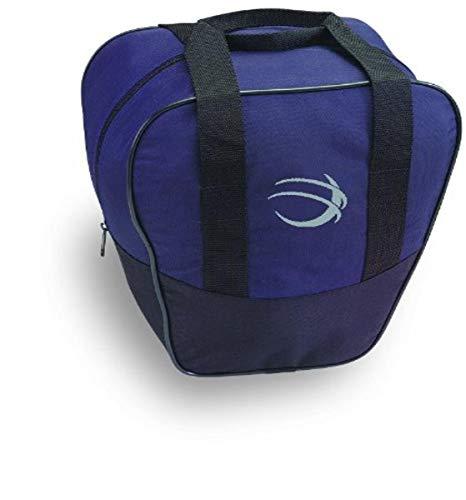 BSI Nova Single Ball Tasche, Unisex, Marineblau/Schwarz
