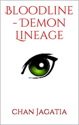 Bloodline - Demon Lineage (The Evil Within Me Book 2) (English Edition)