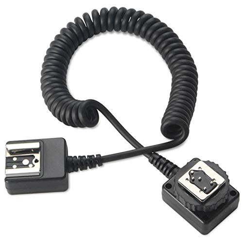MTGJFDDFO Cable de extensión de la cámara 1M TTL TTL Off-CAMEE Flash...