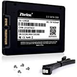 "Zheino 128GB SSD S3 2.5"" SATA3 3D Nand SSD Drive Internal Solid State Drive for PC, Laptop"