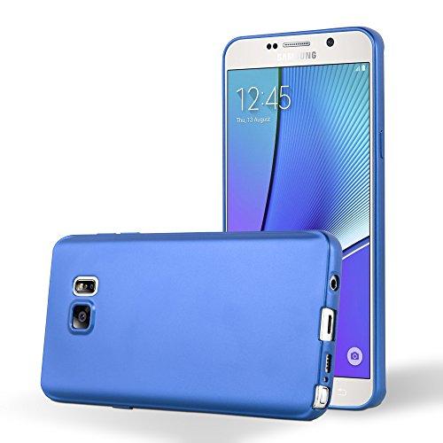 XTCASE Funda para Samsung Galaxy Note 10 Silicona Carcasa Samsung Galaxy Note 10 Ultrafina Suave TPU Cover Delgado Flexible Goma Gel Mate Case Anti-rasgu/ños Anti Choque P/úrpura