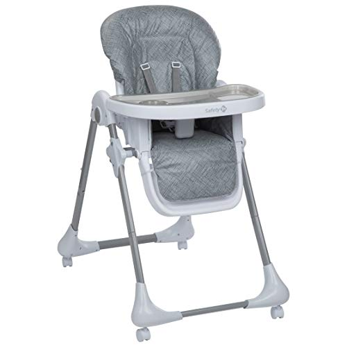 Safety 1st 3-in-1 Grow & Go High Chair, Birchbark, One Size