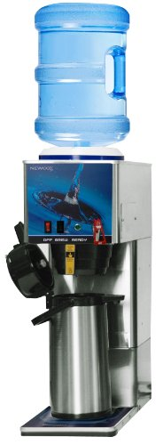 Find Discount Newco KB-AP Bottled Water Airpot Coffee Brewer w/Faucet