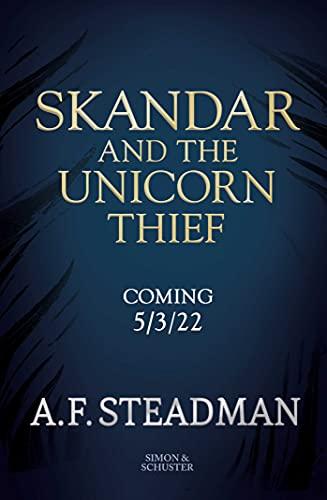 Skandar and the Unicorn Thief (English Edition)