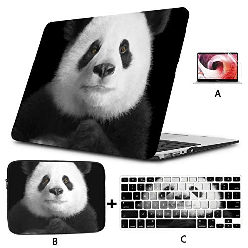 MacBook Case 12' Retina Display 2015-2017 A1534,3D Rendering Abstract Fast Moving Stripe Plastic Hard Shell,Sleeve Bag,Keyboard Cover,Screen Protector,4 in 1 Laptop Case