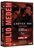 Julio Medem 6-DVD Box Set ( Vacas / La Ardilla roja / Tierra / Los Amantes del Círculo Polar / Lucía y el sexo / Caótica Ana ) ( Cows / The Red Squirrel / The Land / The Lovers of the Arctic Circle / Sex and Lucia / Chaotic Ana )