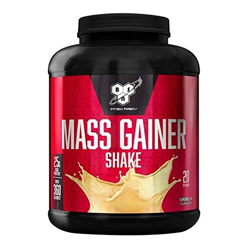 BSN Mass Weight Gainer Shake 1700g Vanilla