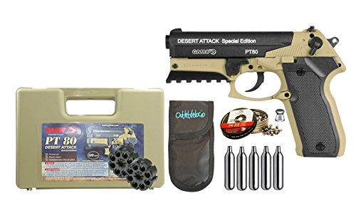 Outletdelocio. Pistola Perdigón Gamo PT-80 Desert
