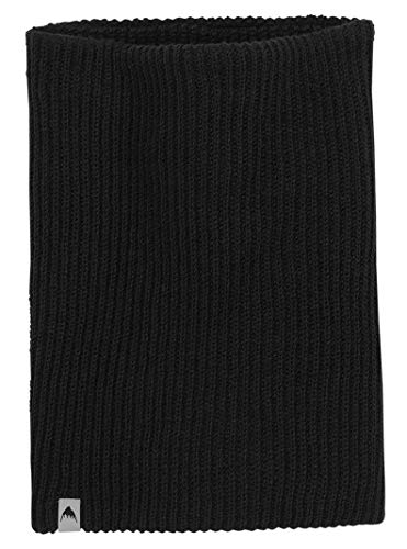 Burton Truckstop Neck Warmer Sturmhaube, True Black, One Size