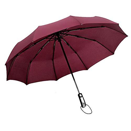 petit un compact Parapluie IBHT pour homme et parapluie pliant automatique pour femme…