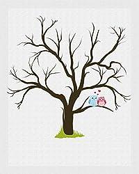 Diy Montag Diy Fingerabdruck Baum Art Weddings By Niclas Edge