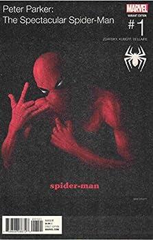 Peter Parker Spectacular Spiderman #1 Hip Hop Variant