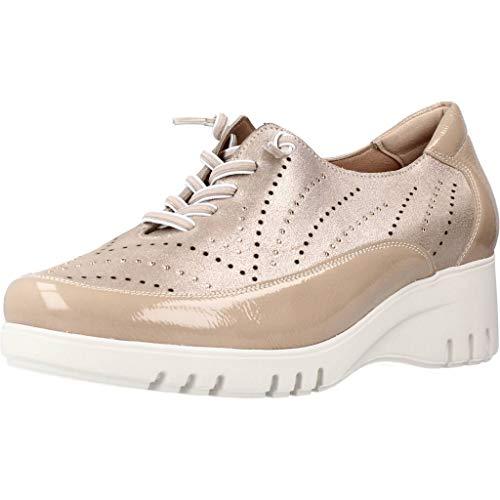 Piesanto Calzado Deportivo Mujer 210924 para Mujer Beige 37 EU
