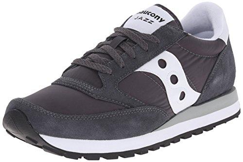 Saucony Sneaker Jazz Grigio/Bianco - 42