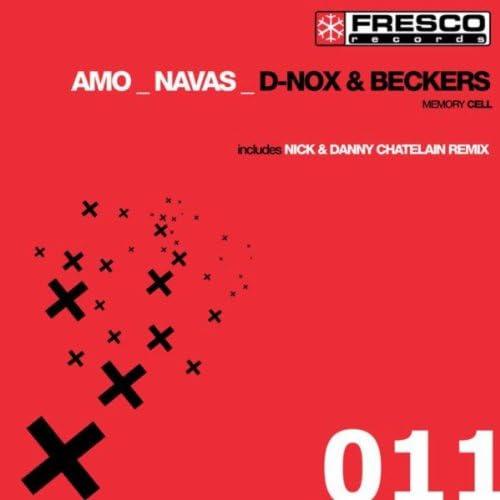 David Amo, Julio Navas, D-Nox & Beckers