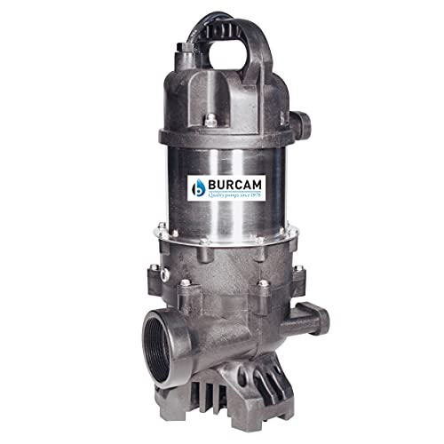 Bur-Cam 300910 1/2 HP Submersible Waterfall and Fountain Pump