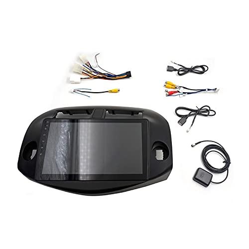 YANGZHIQIANG Player Car FIT FOR para RAV4 2006-2012 10.1-Pulgadas Player de Pantalla Grande de Pantalla GPS Navegación GPS Inversión de imágenes de Video Integrado Player