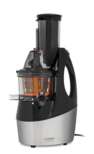 CASO Germany Elettrodomestici Sjw 450 Estrattore Slow Juicer Acciaio