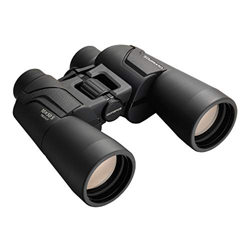 Olympus 10 x 50 S Standard Binoculars