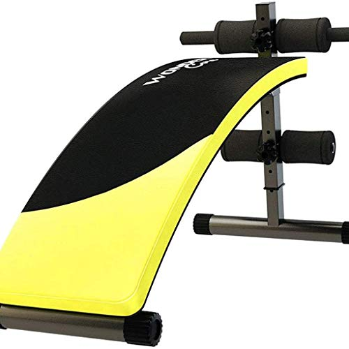 Buy Discount DEJA Sit-up Board,Folding Sit Up Bench,Adjustable Workout Ab Abdominal Exercise Bench...