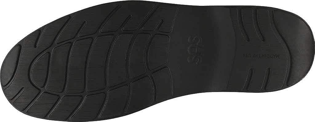 SAS Men's Aden Plain Toe Oxford Brown Leather 16 W