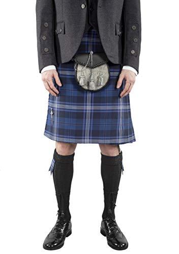 Kilt Society Full Dress Leather Sporran Celtic Cantle FD04