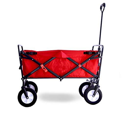 Gxy Grote capaciteit winkelwagen, multifunctionele draagbare vouwfiets home trailer grote capaciteit winkelwagen winkelwagen niet nodig om eenvoudig te installeren