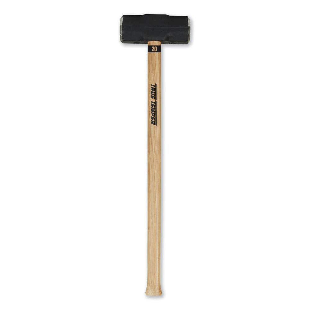 New product TRUE TEMPER 20185600 20 LB 36IN HAMMER HANDLE SLEDGE NEW before selling